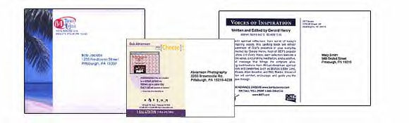Direct Mailer Example