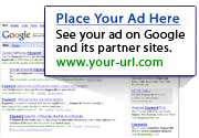 Google, Youtube, Ask, MSN, Yahoo & Bing Advertising!